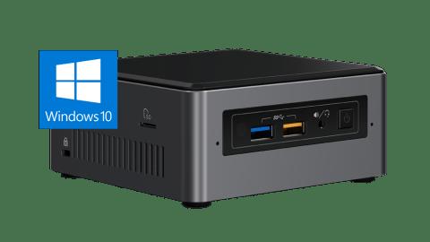 NUC Mini PC BOXNUC7I3BNHXF
